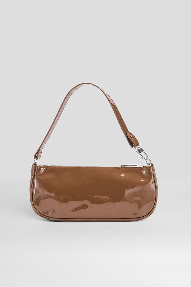 Rachel Bag Caramel Patent Leather