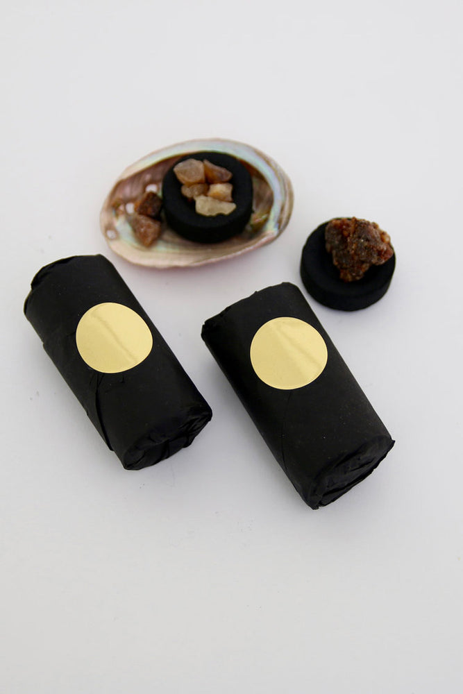 Charcoal Incense Burning Tablets