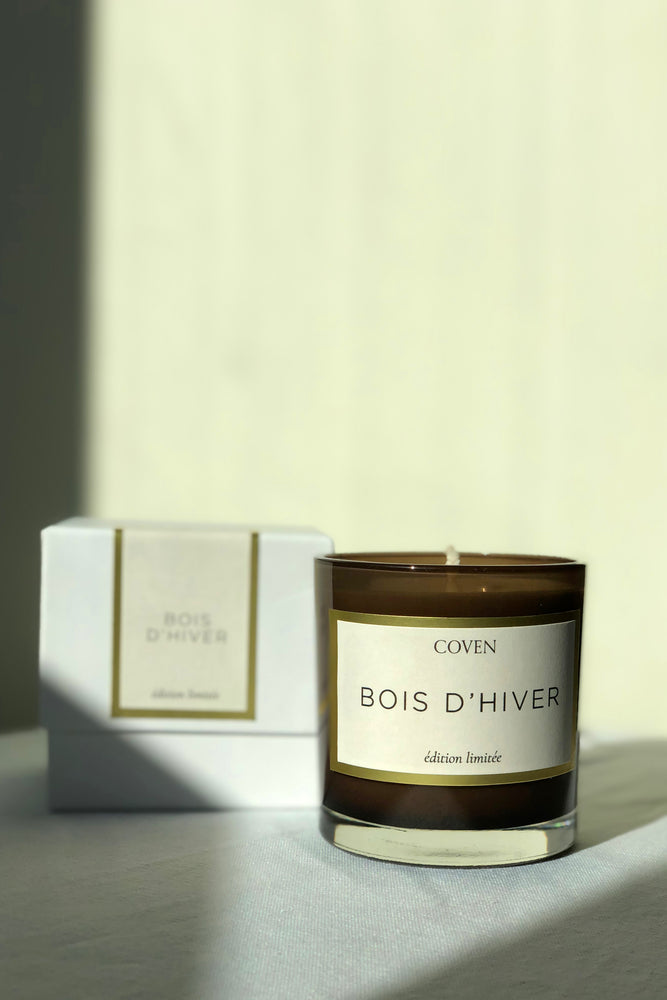Load image into Gallery viewer, Coven Bois D'hiver Limited Edition Candle