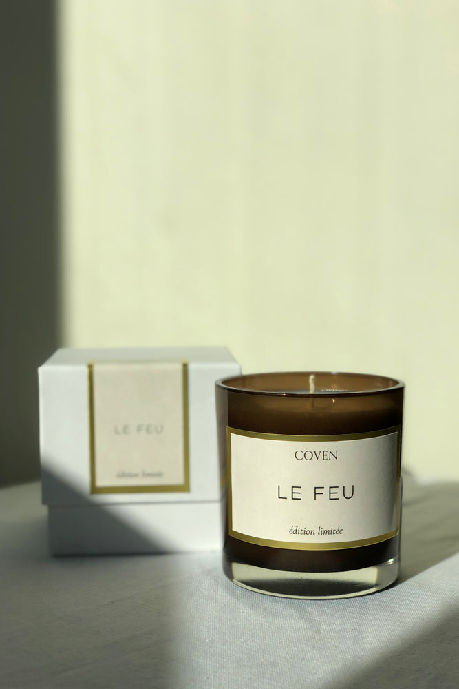 Coven Le Feu Limited Edition Candle