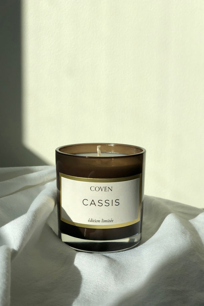 Coven Cassis Limited Edition Holiday Candle