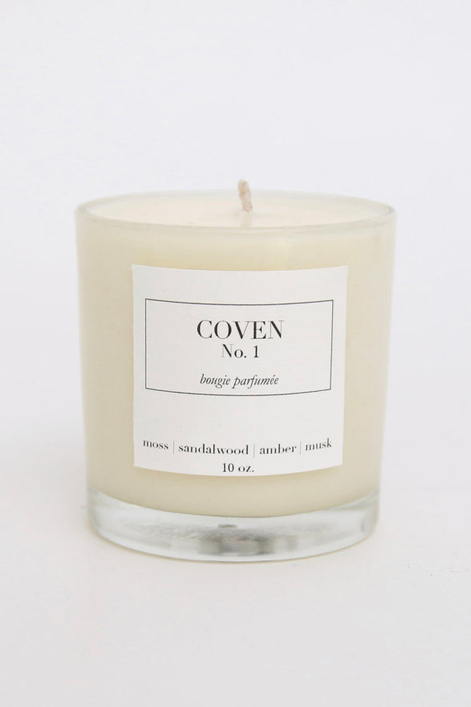 Coven No. 1 Amber Moss Candle