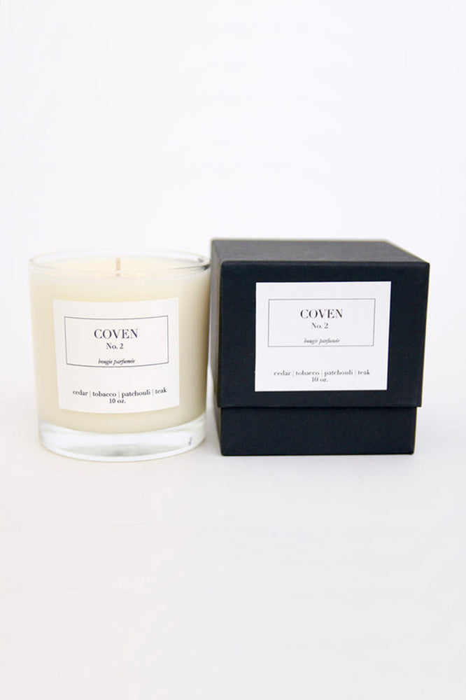 Coven No. 2 Teak Tobacco Candle