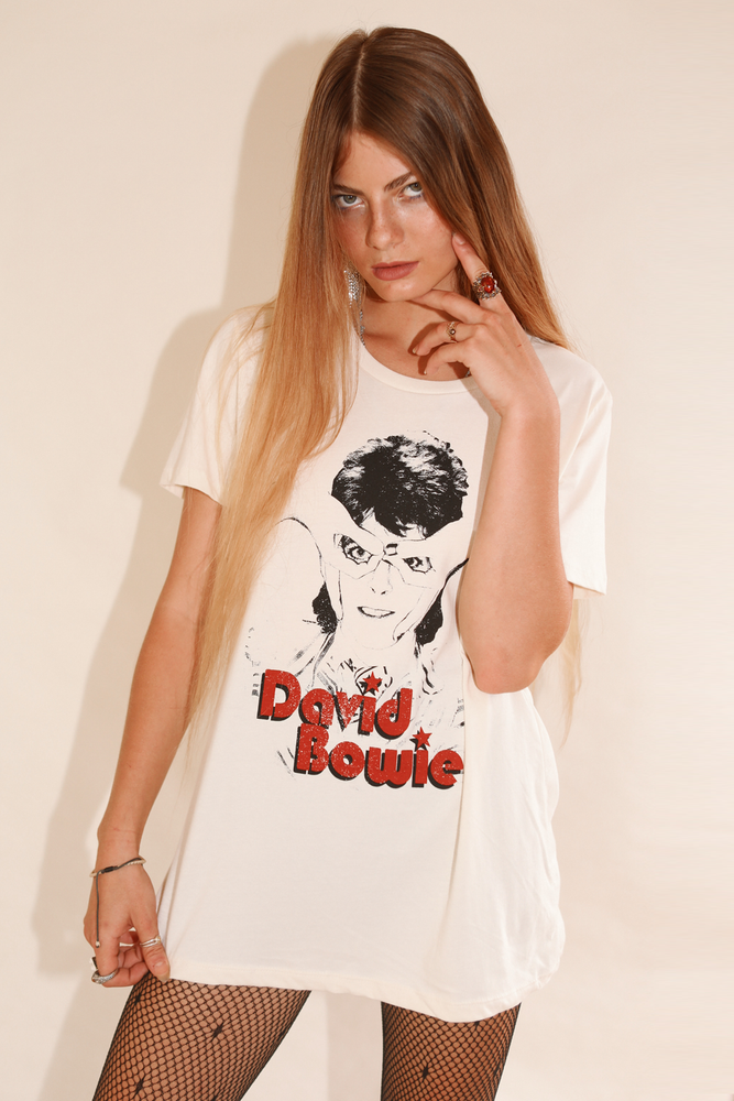 David Bowie Collection Space Oddity Tee