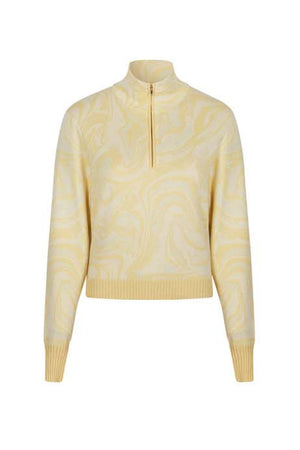 House of Sunny The Bay Knit Tracksuit Top