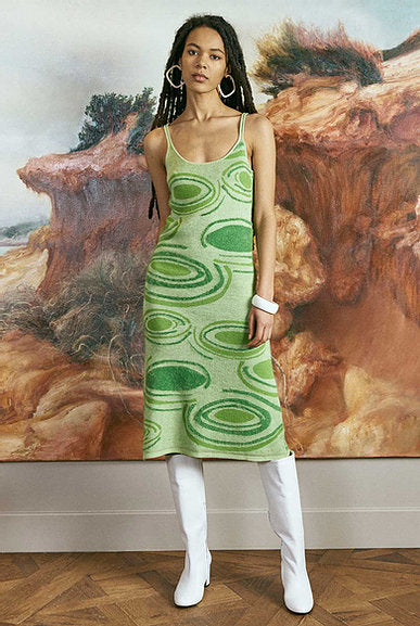 House of Sunny Hockney Lily Pad Dress - PREORDER