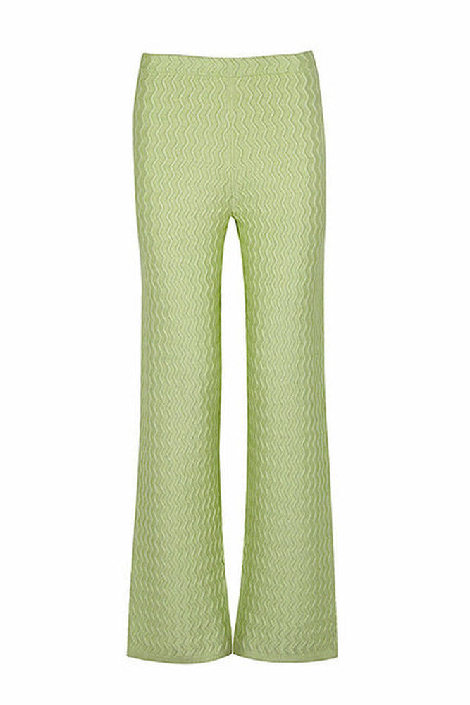 House of Sunny Island Pants Sisi Grass Green