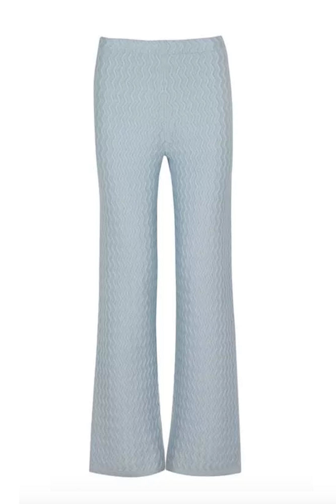 House of Sunny Pacific Pants Scuba Blue