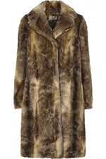 Just Female Enzo Faux Fur Coat