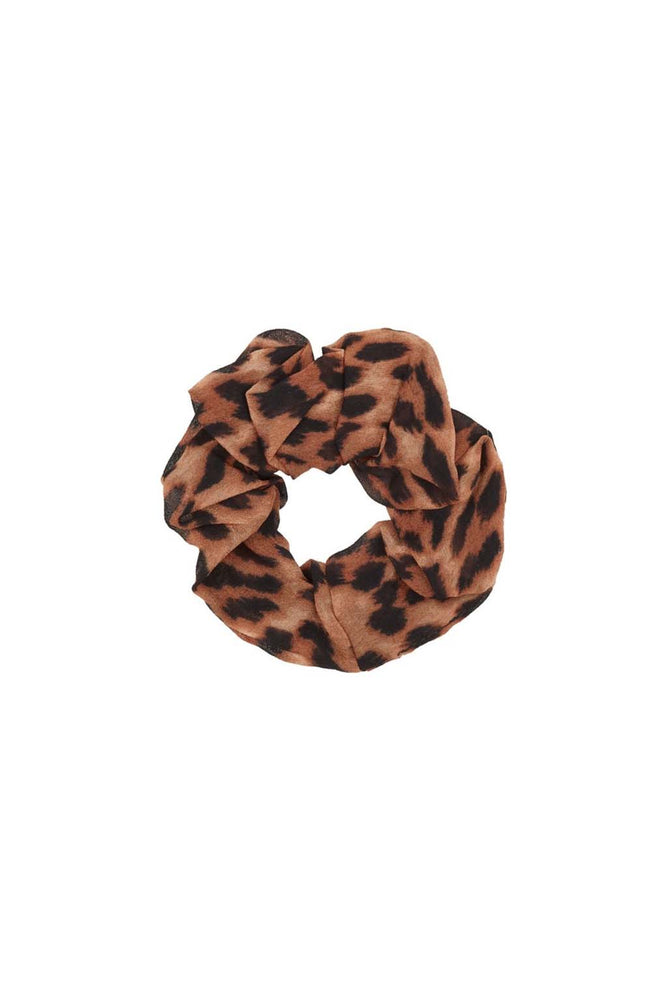 Just Female Jana Scrunchy Leopard