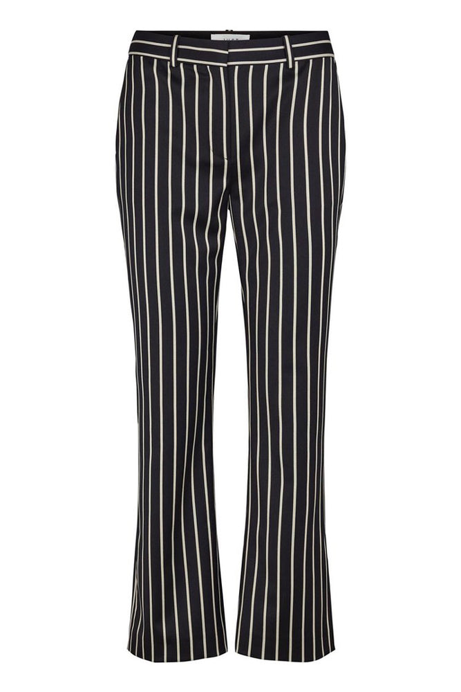 Just Female Laurent Pinstripe Trousers