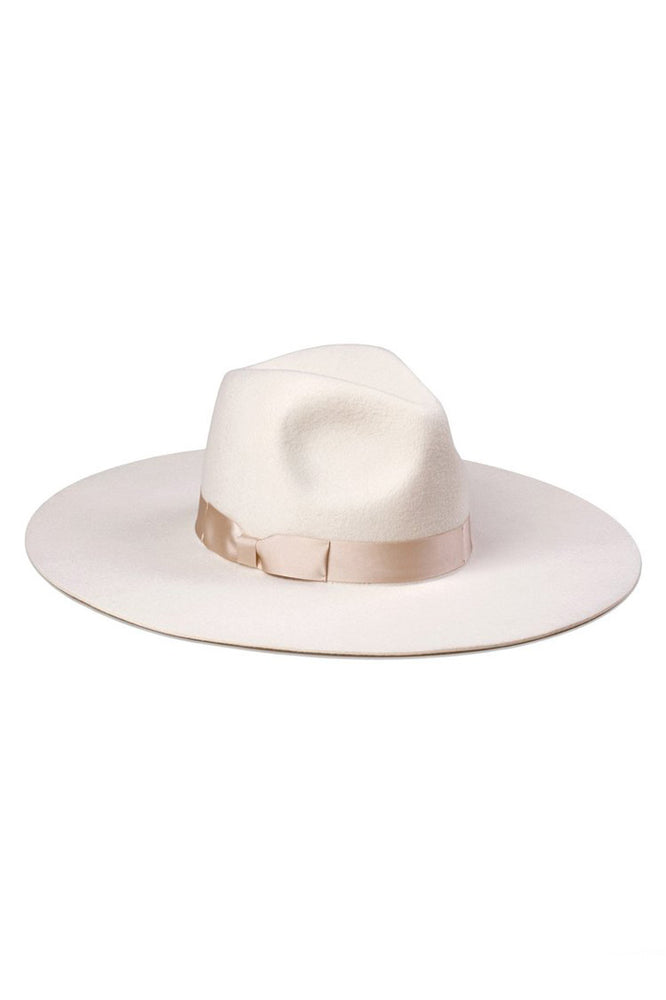 Lack of Color Montana Ivory Bone Hat
