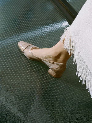 Load image into Gallery viewer, Mina Mesh Tierra Pumps