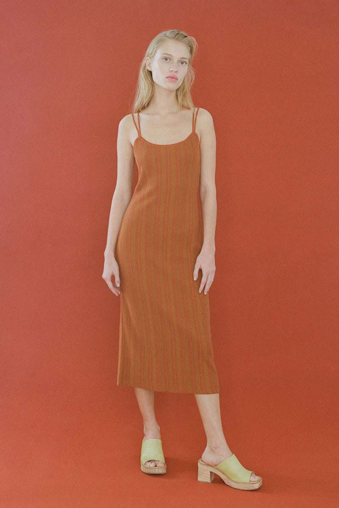 Paloma Wool Guadalajara Dress Orange