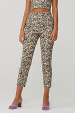 Muchacho Pants People Print