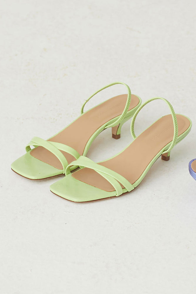 Ringo Sandals Florescent Green