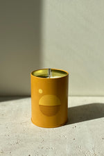 Golden Hour Candle - Bergamot, Hay & Golden Poppy