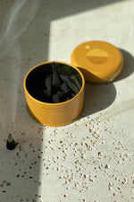 Golden Hour Incense Cones - Bergamot, Hay & Golden Poppy