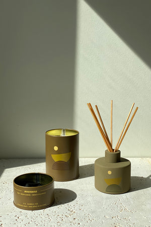 Moonrise Incense Cones - Yuzu, Indian Jasmine & Smoked Cedarwood