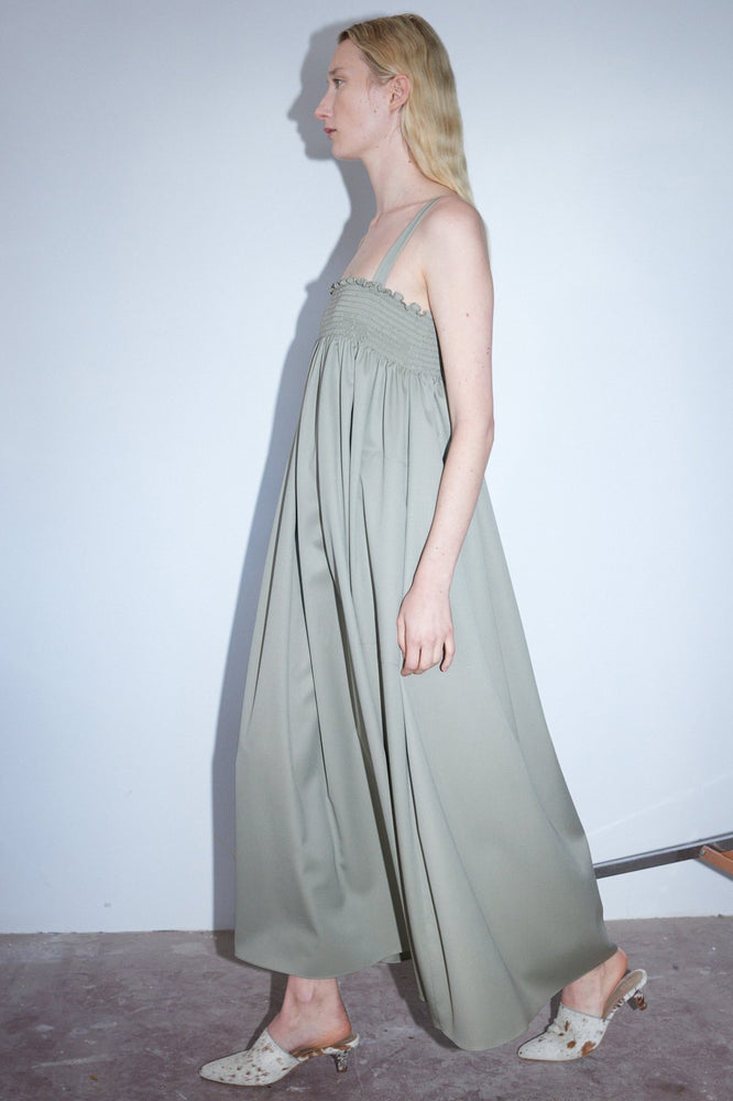 Shaina Mote Pyrenees Dress Sage