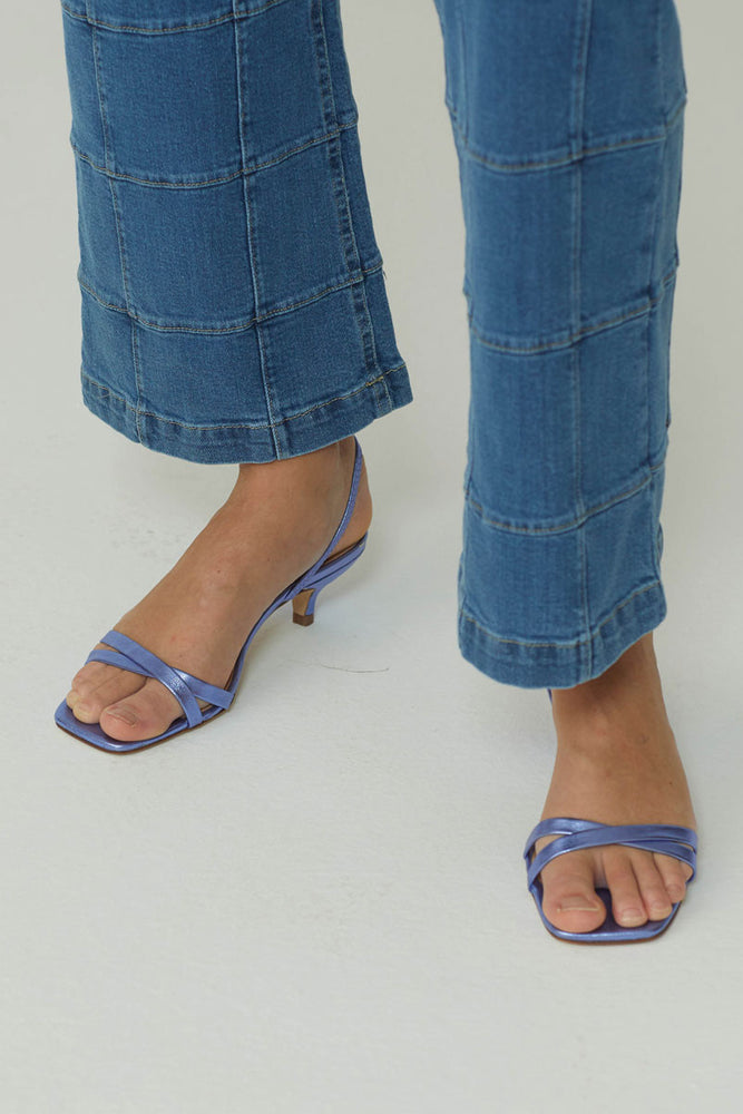 Ringo Sandals Lavender Blue