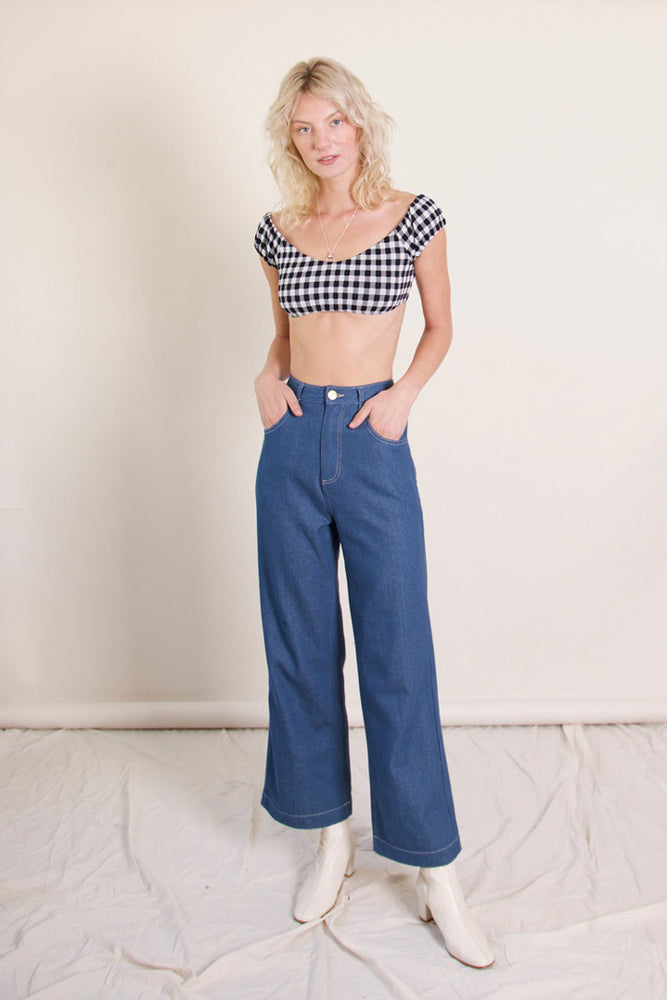 Samantha Pleet Cello Jeans
