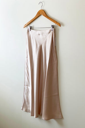 Load image into Gallery viewer, Shaina Mote Naropa Satin Skirt