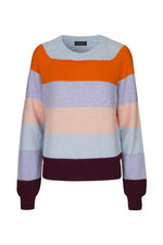 Stine Goya Magdalena Striped Knit Sweater