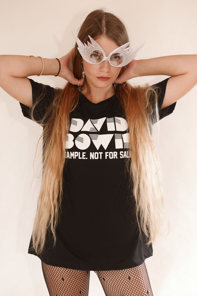 David Bowie Collection Not For Sale Tee