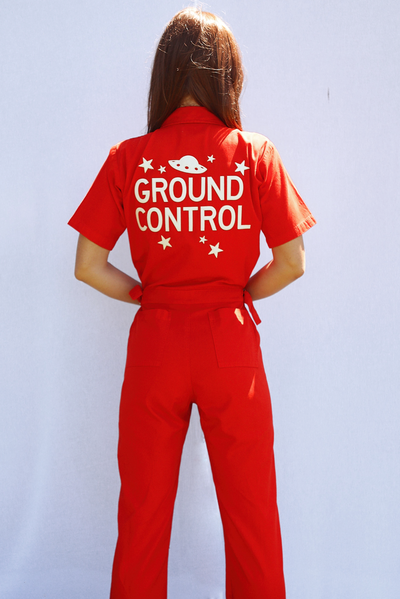 Sugarhigh Lovestoned Ground Control Coveralls