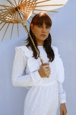 Sugarhigh Lovestoned Joni Dress White Eyelet