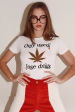 Sugarhigh Lovestoned Only Users Tee
