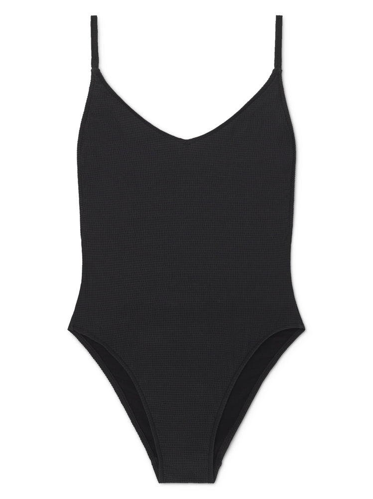 Load image into Gallery viewer, Lazzaro One Piece Black