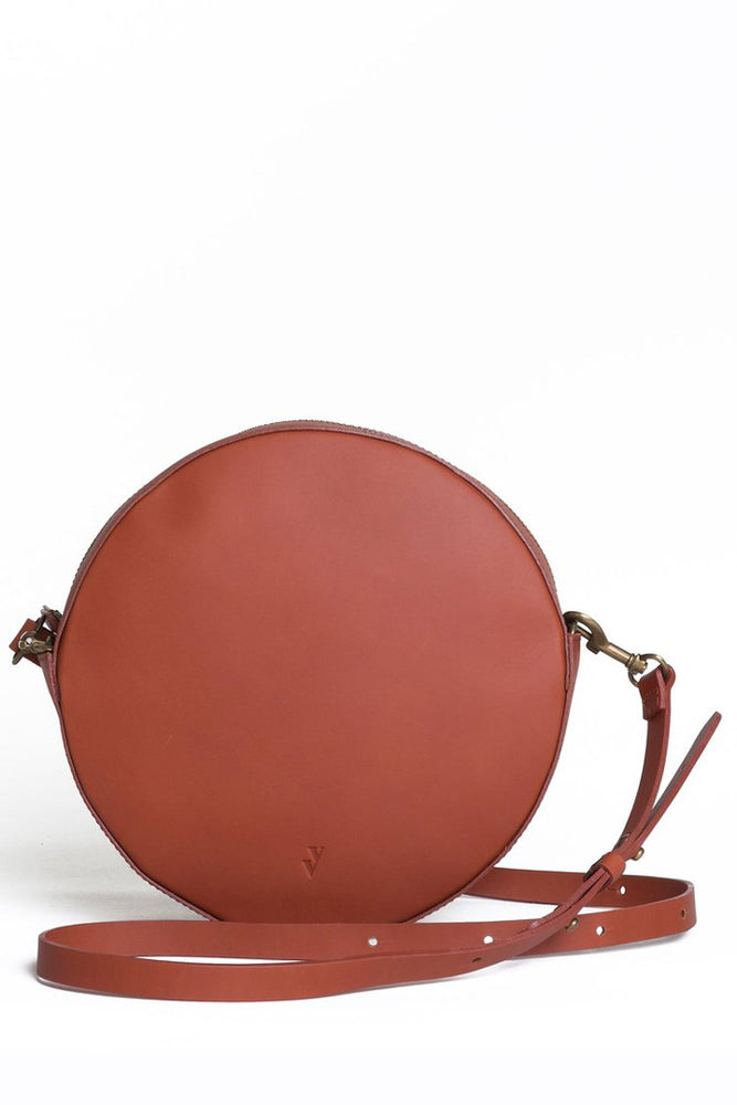 Vereverto Miro Circle Bag Brown