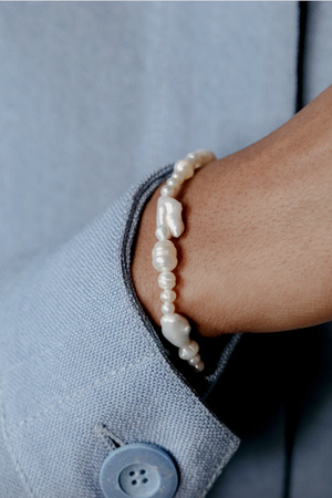 Wolf Circus Estelle Freshwater Pearl Bracelet