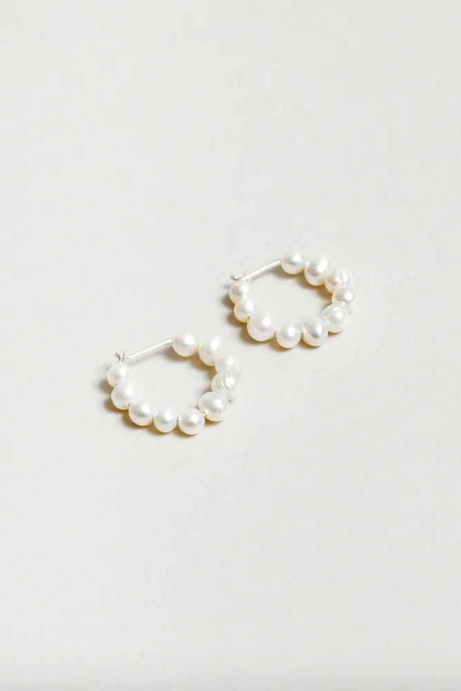 Wolf Circus Estelle Freshwater Pearl Earrings