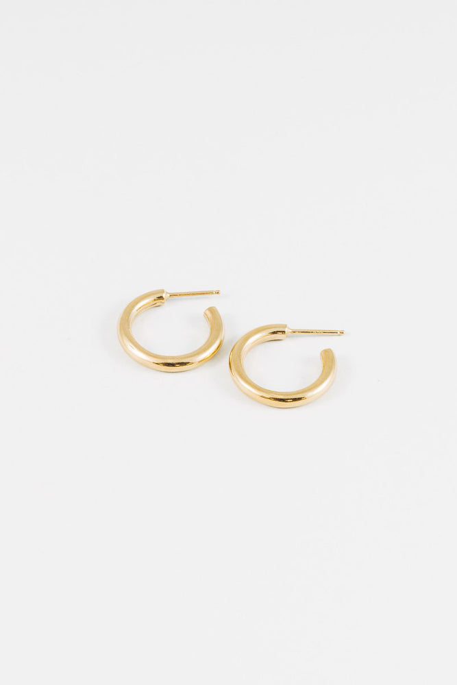 Wolf Circus Gia Hoop Earrings Gold