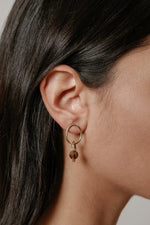 Wolf Circus Michelle Earrings Gold