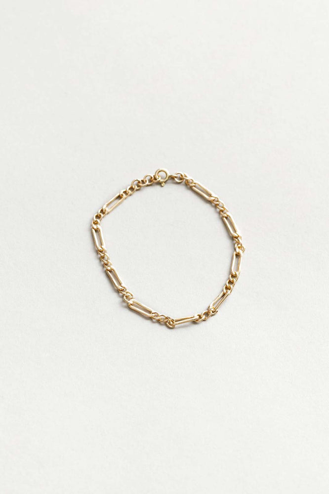 Wolf Circus Mila Chain Bracelet Gold