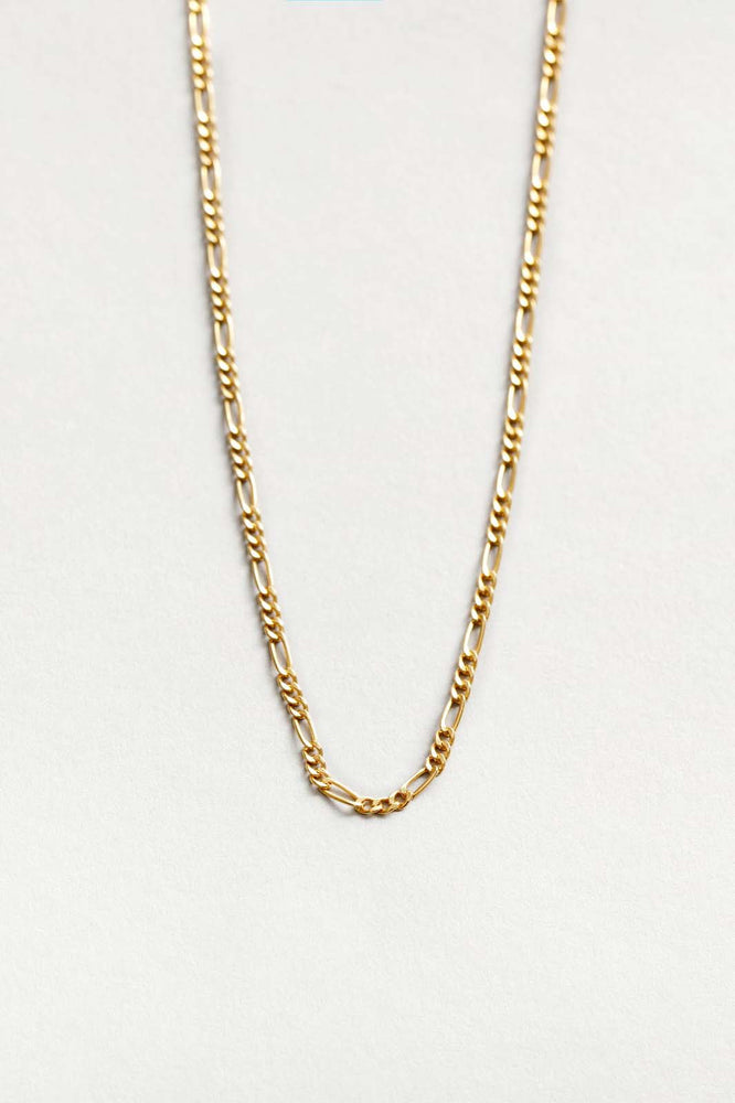 Wolf Circus Mila Chain Necklace Gold