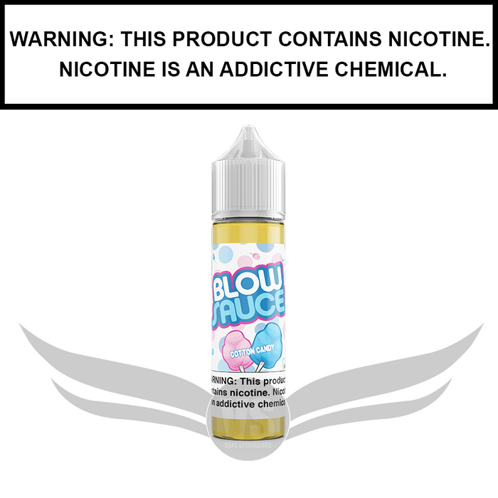 DripFire BlowSauce | Cotton Candy - eJuice (60ml)