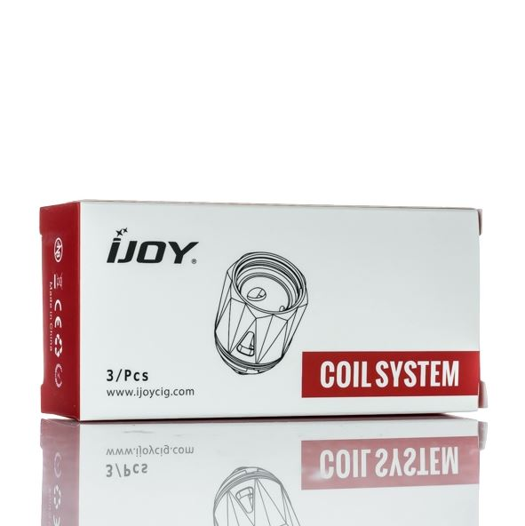 iJoy Diamond DM Replacement Coils (3 Pack)