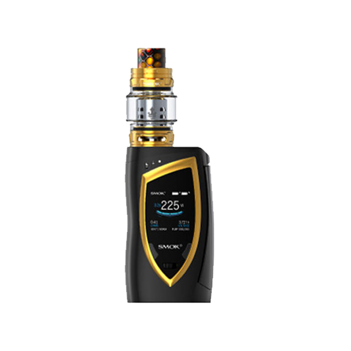 SMOK - Devilkin 225W TC Kit with TFV12 Prince vape shop pros wholesale black gold