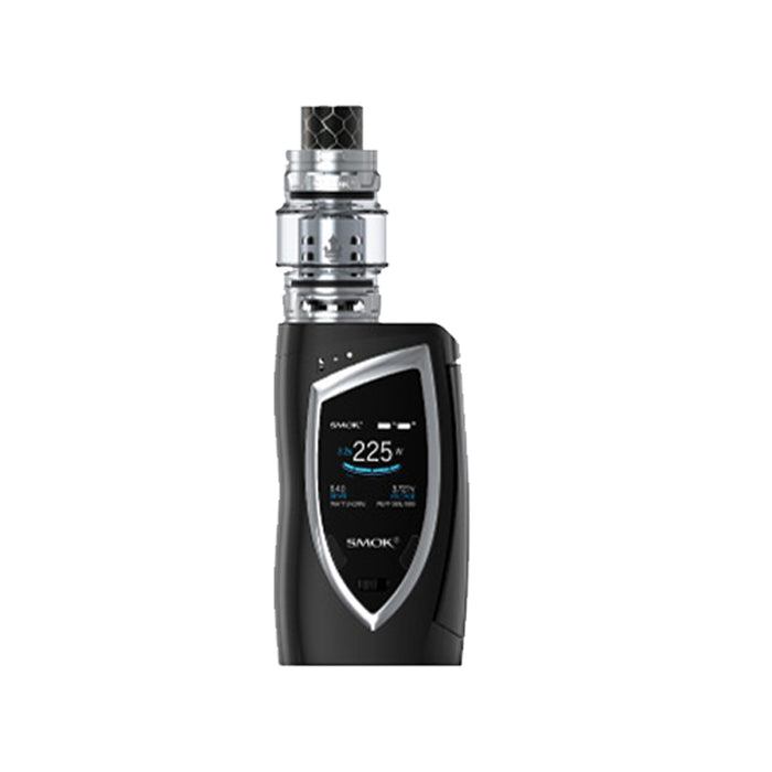 SMOK - Devilkin 225W TC Kit with TFV12 Prince vape shop pros wholesale black silver