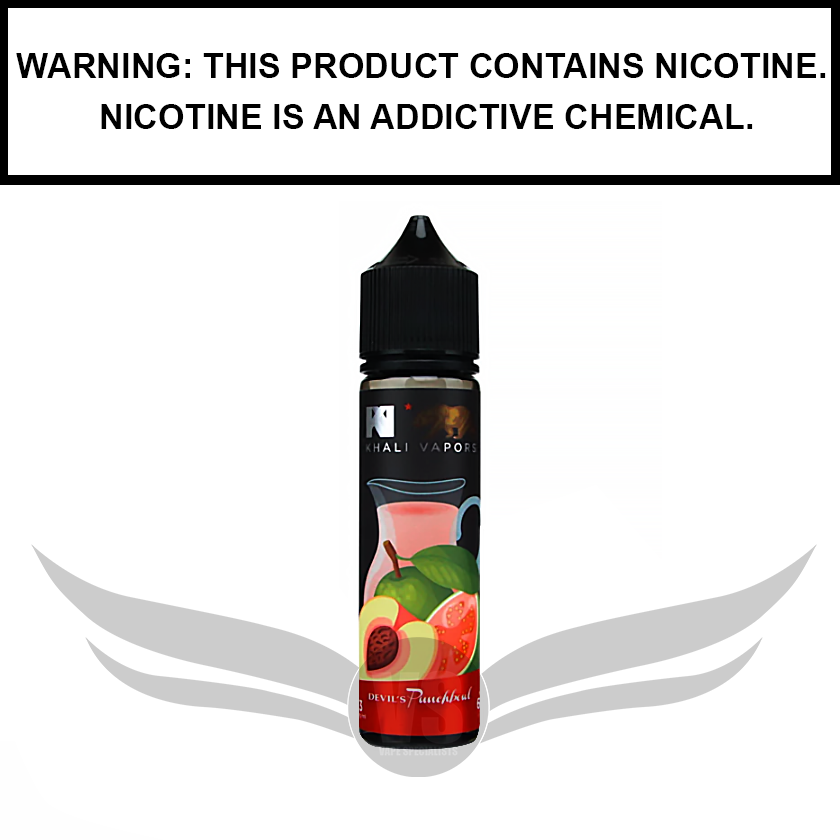 Khali Vapors | Devil's Punchbowl - eJuice (60ml)