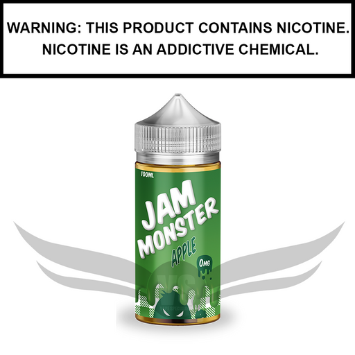 Jam Monster | Apple Jam - eJuice (100ml)