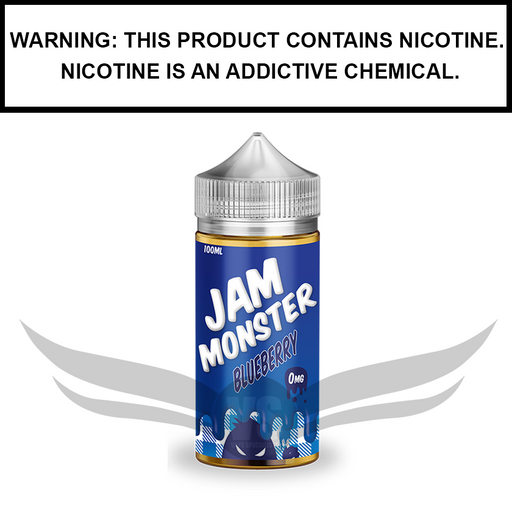 Jam Monster | Blueberry Jam - eJuice (100ml)