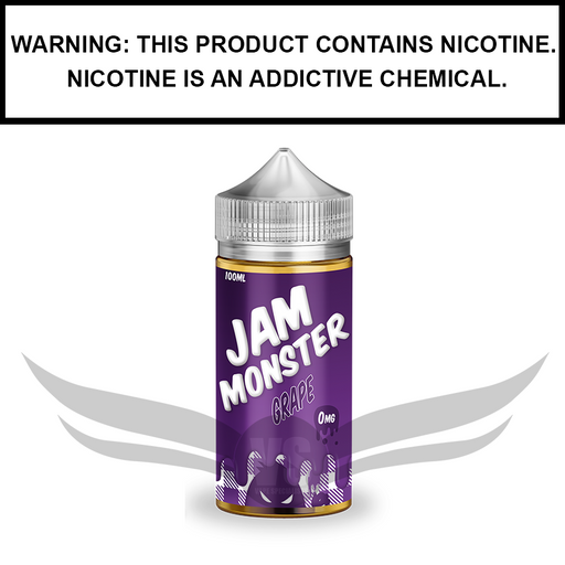 Jam Monster | Grape Jam - eJuice (100ml)