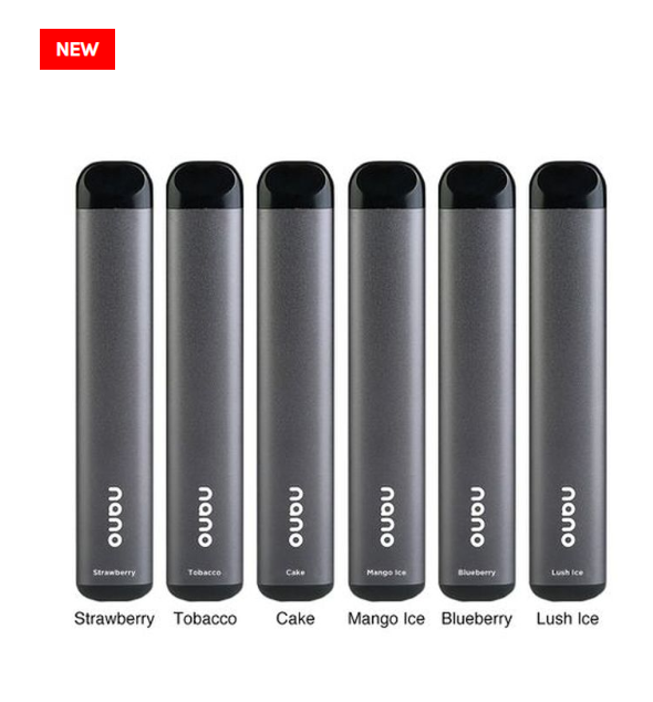 Nano Disposable E-Cigs (Brick of 30)