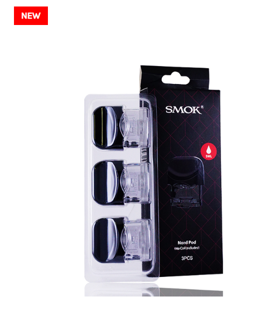 Smok Nord Pods (3-Pack)